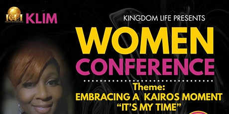 Kingdom Life Women Conference tickets