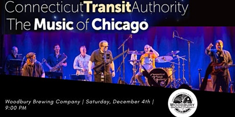 Connecticut Transit Auhority at the Woodbury Brewing Company tickets