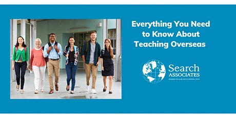 Learn How to Launch Your International Teaching Career tickets