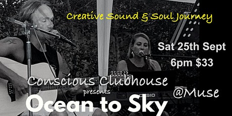 Sound & Soul Journey with OCEAN to Sky tickets
