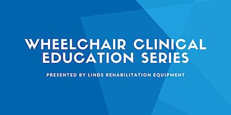 Wheelchair Clinical Education Series tickets