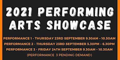 24/09/2021 9:30am-10:30am Performing Arts Showcase Alberton Primary School tickets