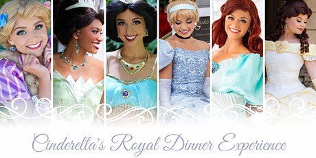 Cinderella's Royal Dinner Experience tickets