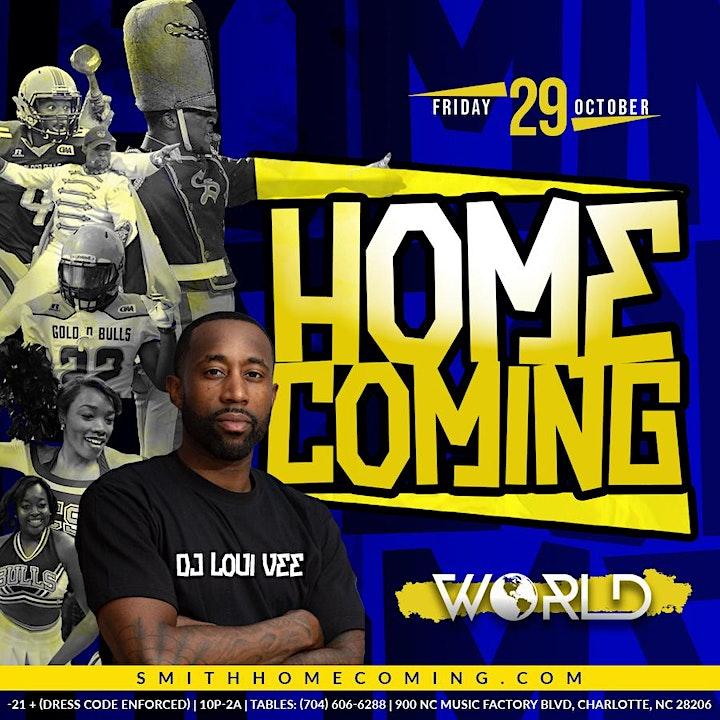 JCSU Homecoming @World image