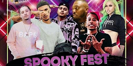 Spooky Fest Bakersfield tickets