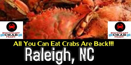 Southeast Crab Feast - Raleigh (FALL) tickets