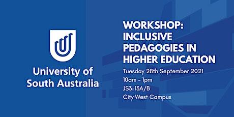Workshop: Inclusive pedagogies in Higher Education tickets