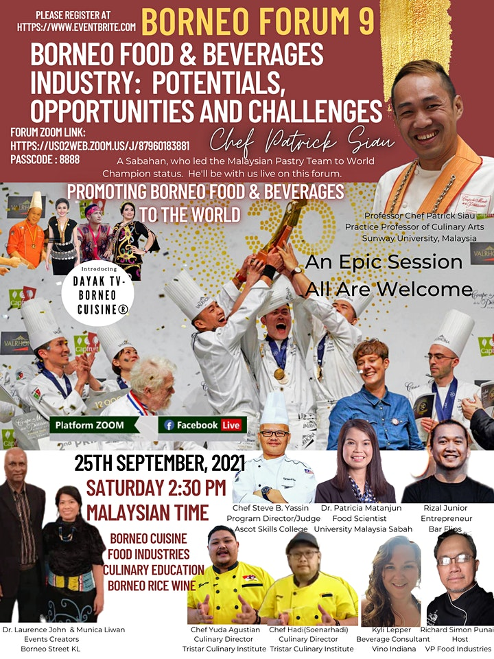 Borneo Food & Beverages Industry: Potentials, Opportunities and Challenges image