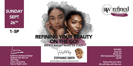 Refining Your Beauty On the Go tickets