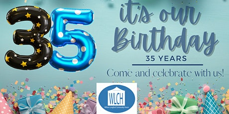Celebrating 35 years - Open Day tickets