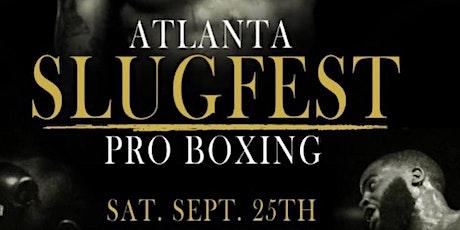 Atlanta Slug Fest tickets