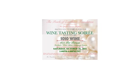 Wine Tasting Soiree tickets