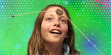 School Holiday Workshop - Balancing the Improbable via Zoom Ages 5-12 tickets