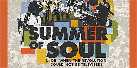 Film documentaire/Documentary film – Summer of Soul tickets
