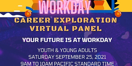We Lead Ours Presents: Workday Career Exploration Virtual Panel tickets