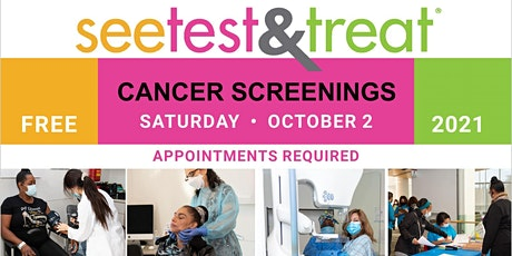 Rutgers Cancer Institute of NJ at University Hospital- See test and Treat tickets