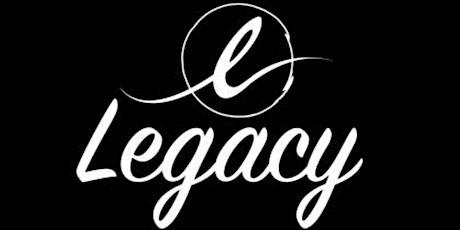 Legacy Nightclub - SATURDAY DJs TONY MARTINEZ&MYNDSET tickets