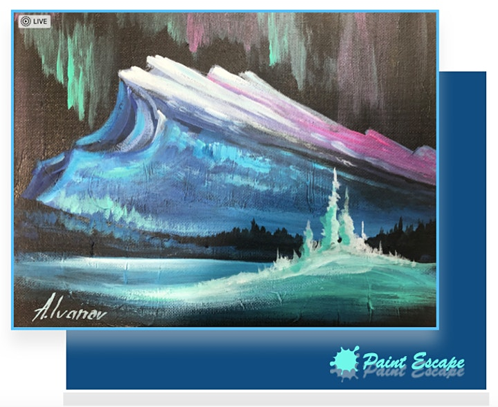 Paint Night image
