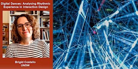 Digital Dances: Analysing Rhythmic Experience in Interaction Design tickets