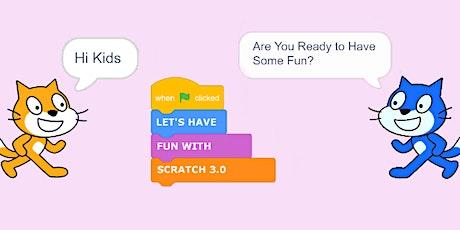 USC Fraser Coast School Holiday Program: Scratch - Game On! tickets
