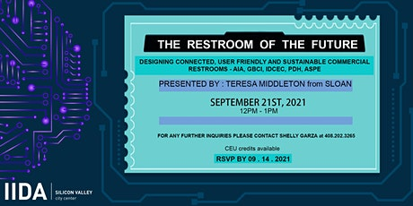 The Restroom of the Future tickets