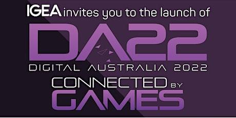 IGEA launches Digital Australia 2022 tickets
