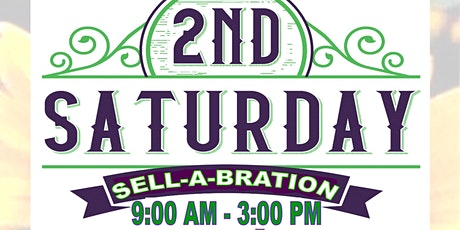 2ND SATURDAY ~ SELL-A-BRATION ~ OUTDOOR MARKETPLACE ~ FOOD TRUCKS tickets