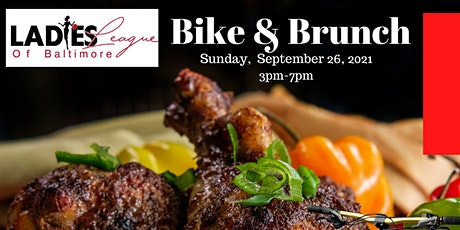 Bike and Brunch with the Ladies League of Baltimore tickets