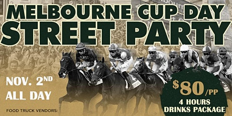 Melbourne Cup Street Party at The Rob Roy Hotel tickets
