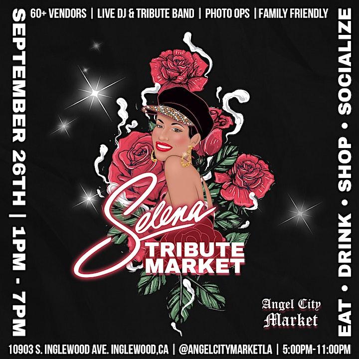 Angel City Market: Selena Tribute Market image
