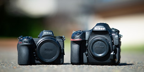 Using your Nikon - Shifting from Auto to Manual tickets