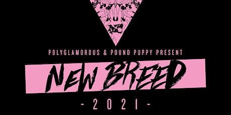 New Breed 2021 tickets