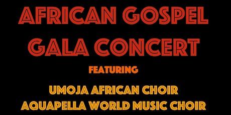African Gospel Gala Concert tickets