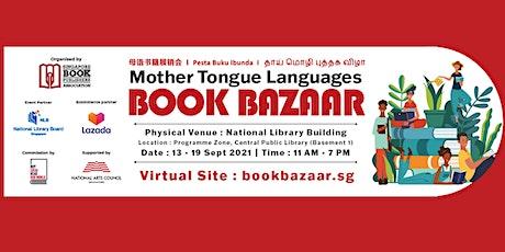 Singapore Mother Tongue Language Book Bazaar 2021 tickets