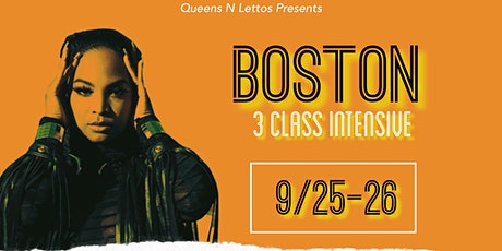 Boston | Industry Training *Limited Capacity* (Int/Adv levels ONLY) tickets