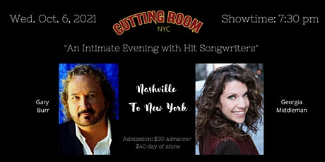 Nashville To New York: An Intimate Evening with Hit Songwriters tickets