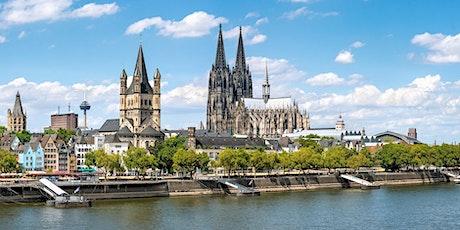 Erstsemester-Stadtrallye: iba | Campus Köln Tickets