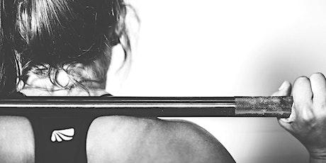 Triathlon Strength & Conditioning Masterclass tickets