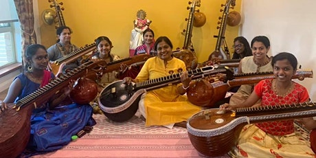 Swaranjali: An evening of Music, Food and Dance  for Diwali- All Ages Event tickets