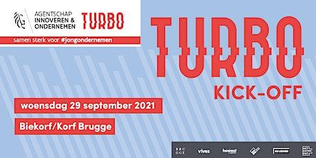 Jong ondernemerschap met Average Rob (Gratis!) | TURBO KICK-OFF tickets