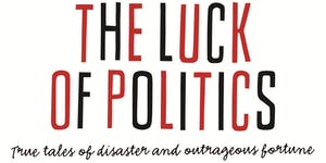 The Luck of Politics Book Launch- Sydney