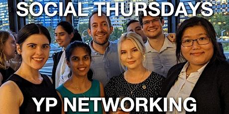Social Thursdays - 14th of October tickets