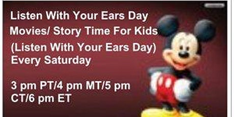 Let's Do It Radio: Movies/ Story Time For Kids Happily Ever After Fairy Tal tickets
