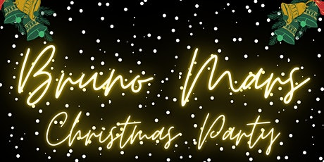 3-Course Festive Meal & Party With Bruno Mars Tribute Act in our Ballroom tickets