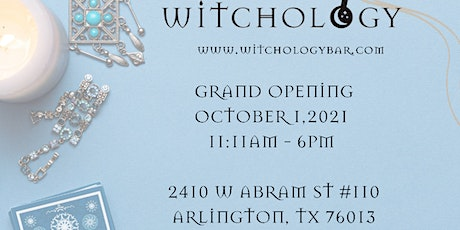 Grand Opening of Witchology tickets