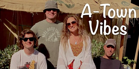 A-Town Vibes (Classic Rock Tribute) LIVE in the Retro Junkie Beer Garden tickets