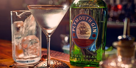 Plymouth Gin at 1620 - Gin Masterclass tickets