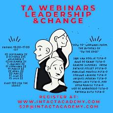 TA on the edge webinars: leadership & change tickets