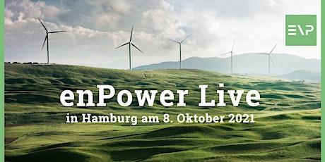 enPower Live  in Hamburg (Offshore Wind mit Dr. Hannah König - EnBW) Tickets