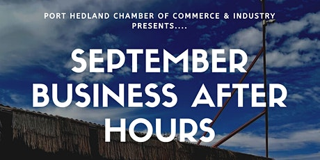 September Business After Hours tickets